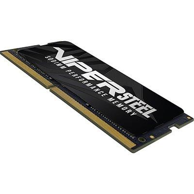 Memória Ram Patriot Viper Steel 8GB (1x8GB), 2400MHz, DDR4, CL15 Patriot Memory CX 1 UN