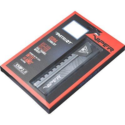 Memória Ram Patriot Viper Elite 4GB (1x4GB), 2666MHz, DDR4, CL16 Patriot Memory CX 1 UN