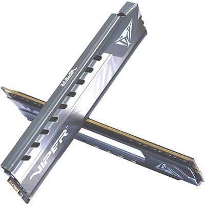 Memória Ram Patriot Viper Elite 8GB (1x8GB), 2666MHz, DDR4, CL16 Patriot Memory CX 1 UN