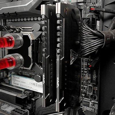 Memória Ram Patriot Viper Steel 16GB (1x16GB), 3000MHz, DDR4, CL16 Patriot Memory CX 1 UN
