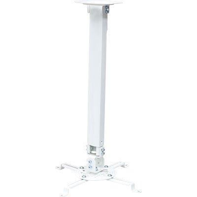 Suporte de Teto para Projetor com regulagem em até 90cm branco - PRO1100WH -ELG CX 1 UN