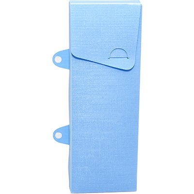 Fichário 4 argolas ofício azul pastel 5022.BP Dello PT 1 UN