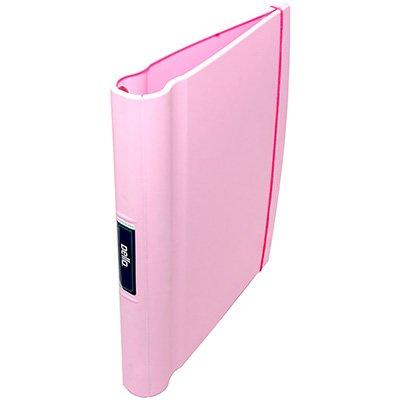 Fichário 4 argolas ofício rosa pastel 5022.WP Dello PT 1 UN