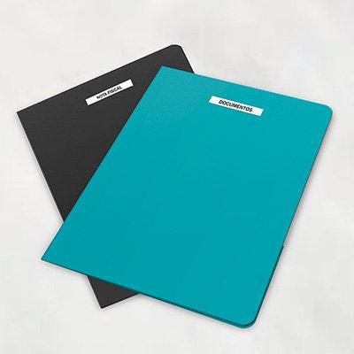Fita para rotulador Dymo K-10697 branca escrita preta papel App-tech BT 1 UN