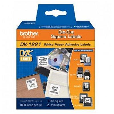 Etiqueta p/impressora térmica DK1221 Brother CX 1 UN