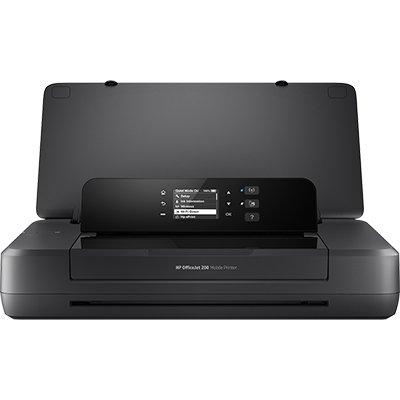 Impressora Officejet Mobile 200 CZ993A, Colorido, Wi-fi, Conexão USB, Bivolt - HP CX 1 UN