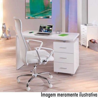 Cadeira giratória Fiori branca 99803180 Links CX 1 UN