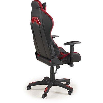 Cadeira Gamer Eagle preta/vermelha 16409 Links CX 1 UN