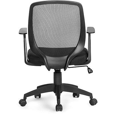 Cadeira Giratória Office preta GA181 Multilaser CX 1 UN