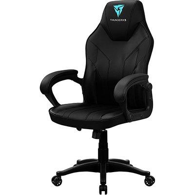 Cadeira Gamer preta EC1 67995 Thunderx3 CX 1 UN