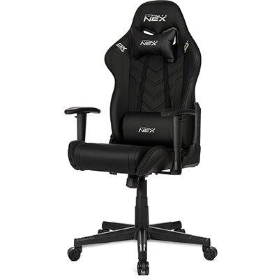 Cadeira Gamer DXRacer Nex preta OK134/N DXRacer CX 1 UN