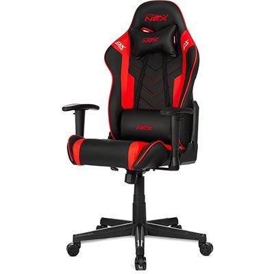 Cadeira Gamer DXRacer Nex preta/vermelho OK134/NR DXRacer CX 1 UN