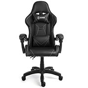 Cadeira Gamer X-Zone Premium CGR01-BW Preto X-zone CX 1 UN