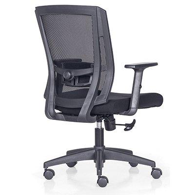 Cadeira giratória Baly c/ encosto em tela Frisokar SA CX 1 UN
