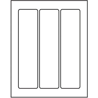 Etiqueta adesiva branca multiuso 22x90mm Q-2372 Pimaco PT 15 UN