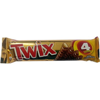 Twix 4 To Go 80g Mars Brasil PT 1 UN
