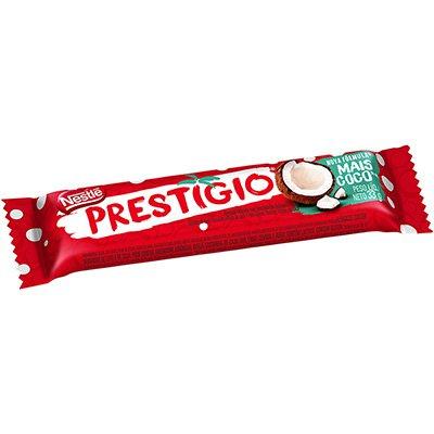 Chocolate Prestígio 33g Nestle Brasil PT 1 UN