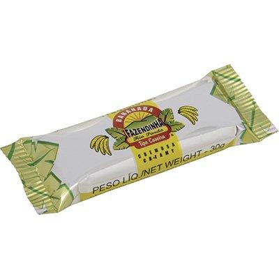 Doce de banana Bananada tradicional 30g Nutrivita PT 1 UN