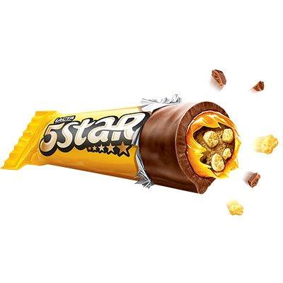 Chocolate 5Star 40g Kraft PT 1 UN