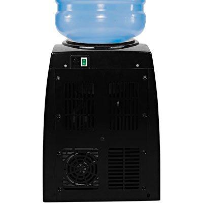 Bebedouro refrigerado p/garrafão 220v preto SV5500B Polar CX 1 UN
