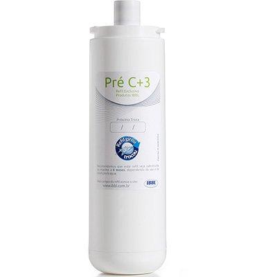 Filtro refil Pré C+3 IBBL CX 1 UN