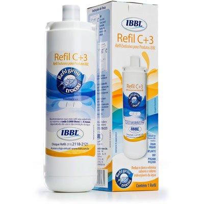 Filtro refil C+3 IBBL PT 1 UN