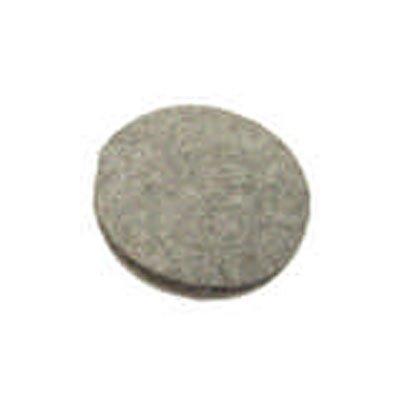 Feltro adesivo cinza 21x3mm 2512 Engedom PT 40 UN