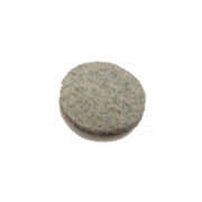 Feltro adesivo cinza 3,0x3mm 2529 Engedom PT 32 UN