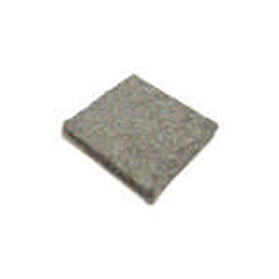 Feltro adesivo cinza retangular 2,1x2x3mm 2611 Engedom PT 40 UN