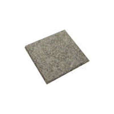 Feltro adesivo cinza quadrado 30x30x3mm 2635 Engedom PT 32 UN
