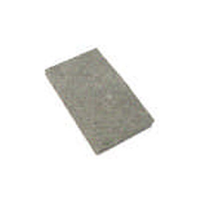 Feltro adesivo cinza retangular 30x50x3mm 2079 Engedom PT 20 UN