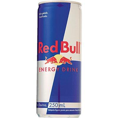 Bebida energética 250ml Red Bull do Brasil L PT 1 UN