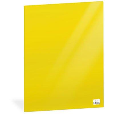 Folha em EVA 600x400x2mm amarelo 01 Spiral UN 1 UN