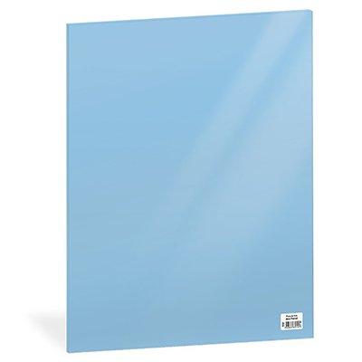 Folha em EVA 600x400x2mm azul pastel 01 Spiral UN 1 UN