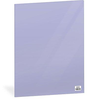 Folha em EVA 600x400x2mm lilás pastel PL4060LP-1 Spiral UN 1 UN