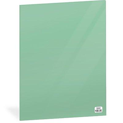 Folha em EVA 600x400x2mm verde pastel PL4060VP-1 Spiral UN 1 UN