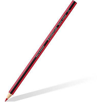 Lápis de Cor 12 cores sextavado Noris kit 185SET202 Staedtler PT 1 UN