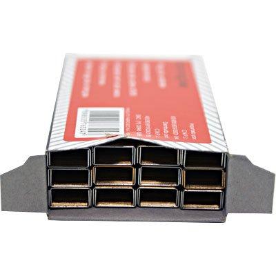 Grampo p/grampeador 26/6 cobreado Spiral Grampos CX 5000 UN