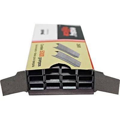 Grampo p/grampeador 26/6 galvanizado Easy Office CX 5000 UN