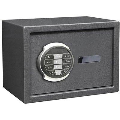 Cofre eletrônico digital 35x25x25cm 25EK Safewell CX 1 UN