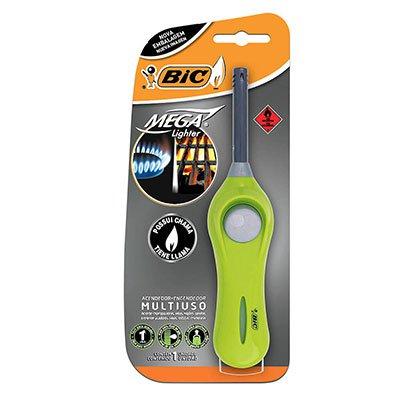 Acendedor Mega Lighter 886493 Bic BT 1 UN