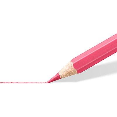 Lápis de Cor 12 cores em tom pastel Staedtler - 146 C12 PA PT 1 UN