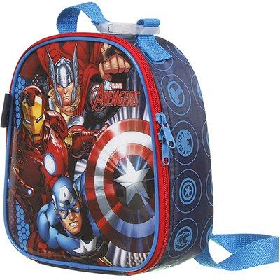 Lancheira Avengers Animated 11593 Dmw PT 1 UN