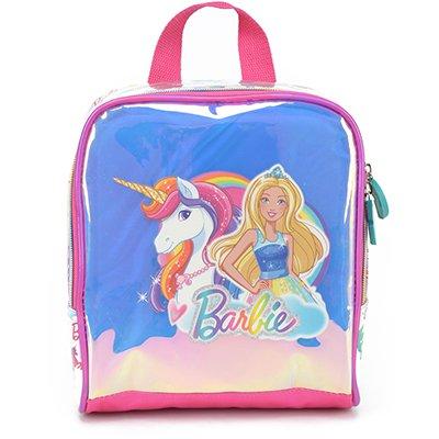 Lancheira Barbie LA34444BB 1200 Luxcel PT 1 UN