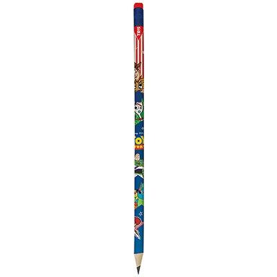 Lápis preto n.2 c/borracha Toy Story 637549 Tris BT 4 UN