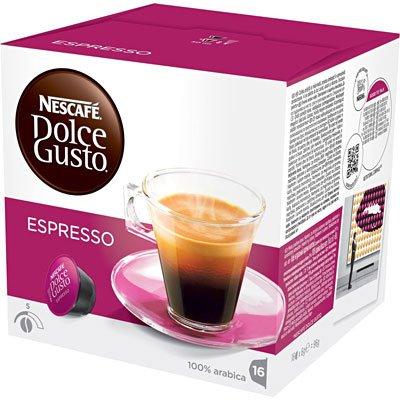 Nescafé Dolce Gusto Espresso Nestle Brasil CX 16 UN