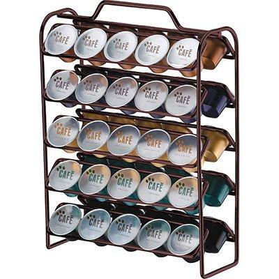 Porta cápsulas p/ 50 unidades compátivel Nespresso 1147BZ Future CX 1 UN