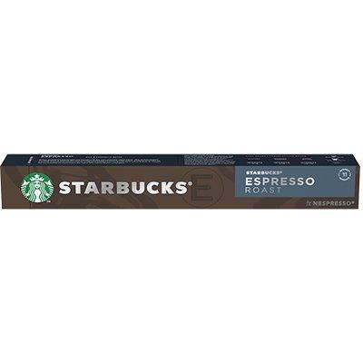Cápsula de café Starbucks p/Nespresso Roast Starbucks CX 10 UN