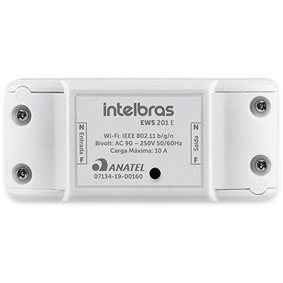 Interruptor controlad. de cargas Wifi ews 201e 4850001 Intelbras CX 1 UN