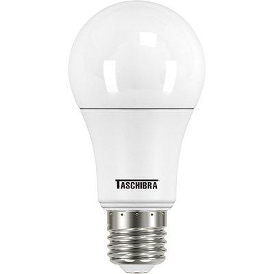 Lâmpada LED 9w 803 Lumens bivolt 6500K branca 16558 Taschibra BT 1 UN